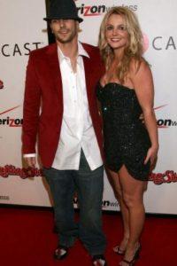 10. Britney Spears y Kevin Federline. Foto:Getty Images