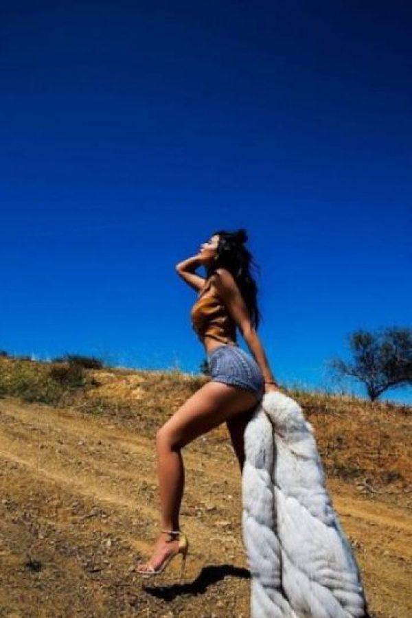 """Mientras que Kylie es más """"sexy"""", Kendall tiene otras maneras de ser casual. Foto:vía Instagram/kyliejenner"""