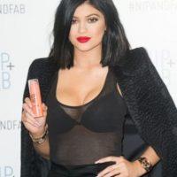 Kylie solo busca mostrar. Foto:vía Getty Images