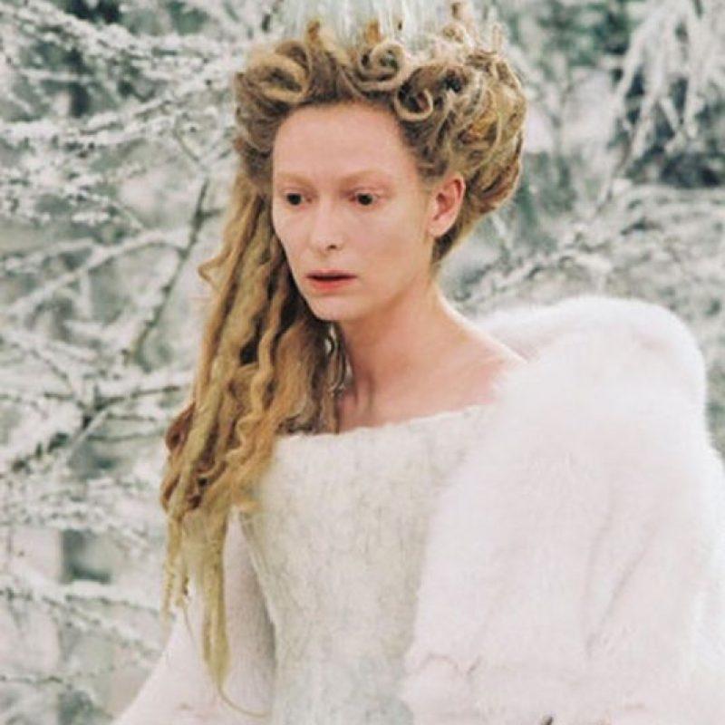 """Es la villana principal de """"Narnia: el león, la bruja y el ropero"""" Foto:Vía imdb.com"""