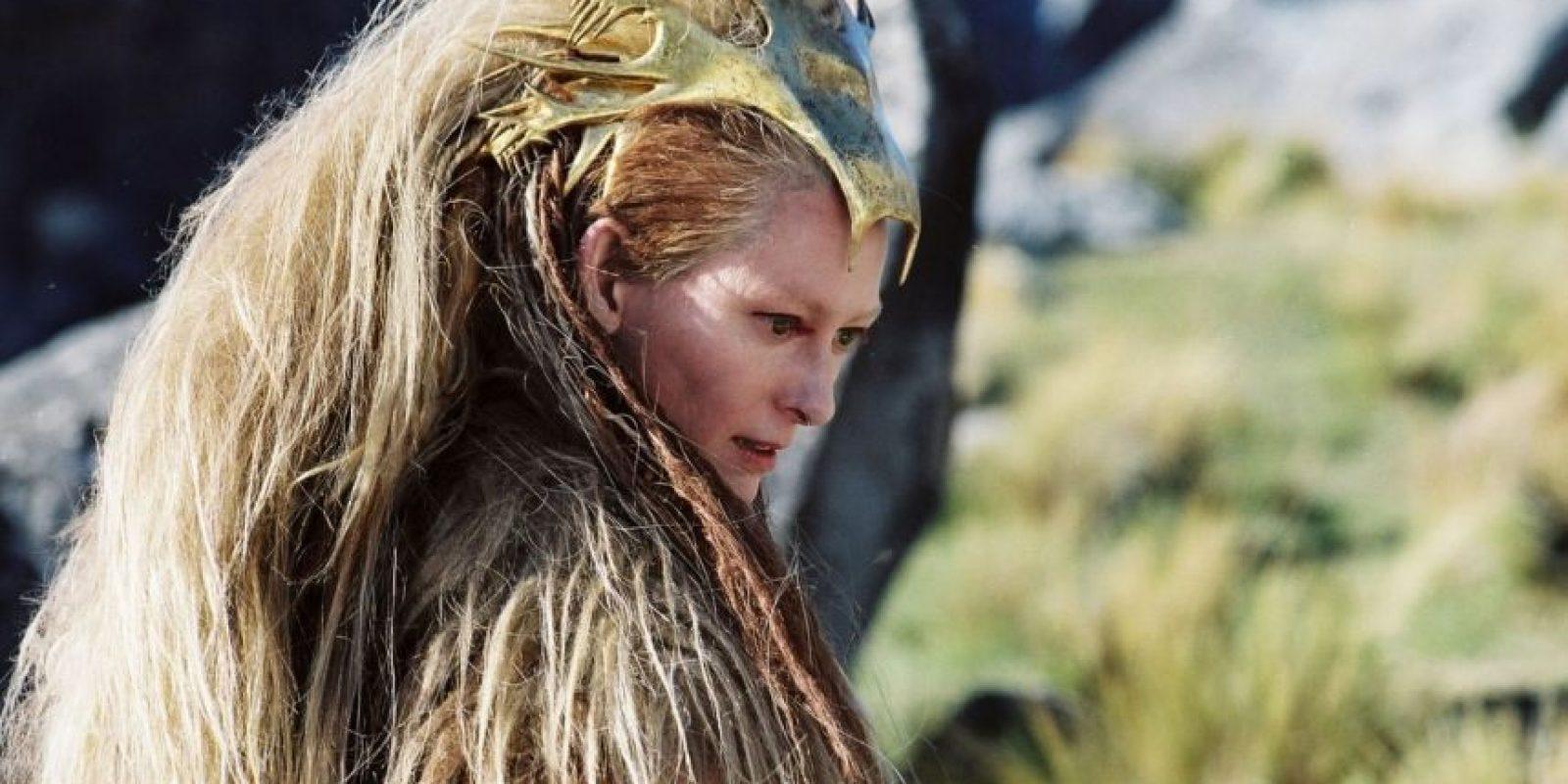 Interpretada por Tilda Swinton Foto:Vía imdb.com