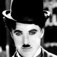 3. Charles Chaplin Foto:Tumblr