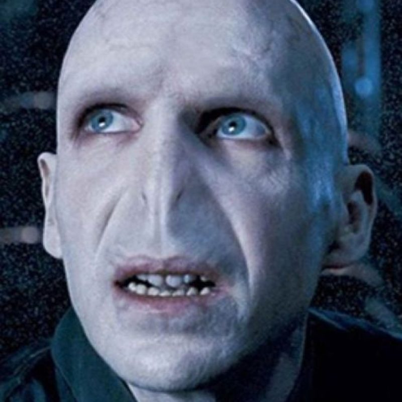 "13. Voldemort de ""Harry Potter"" Foto: Know Your Meme"