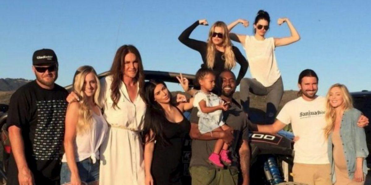 El look con el que Caitlyn Jenner acaparó las miradas en un evento en California