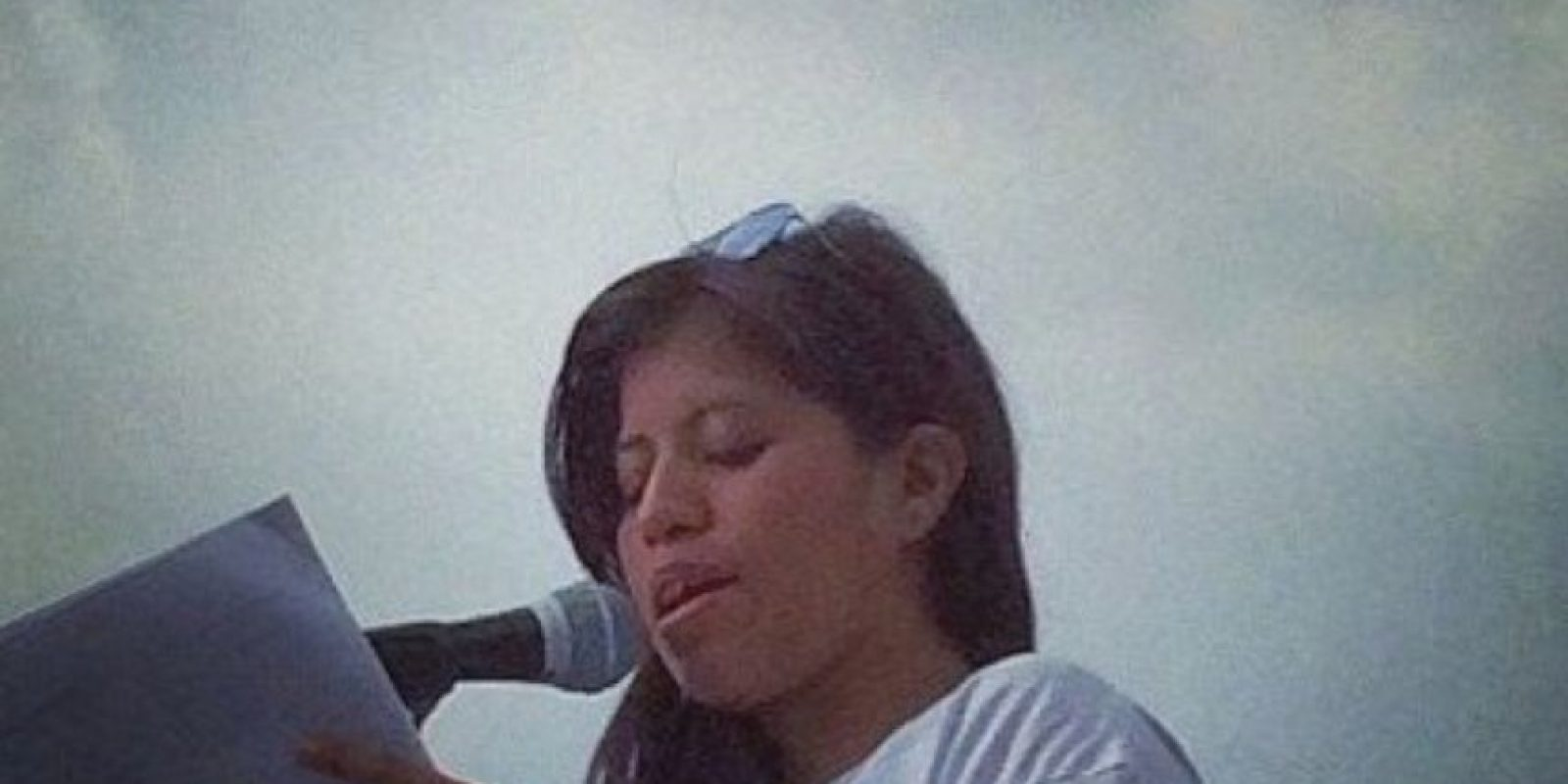La chica se lanzó como diputada este año. Foto:vía Facebook/Yakiri Rubio