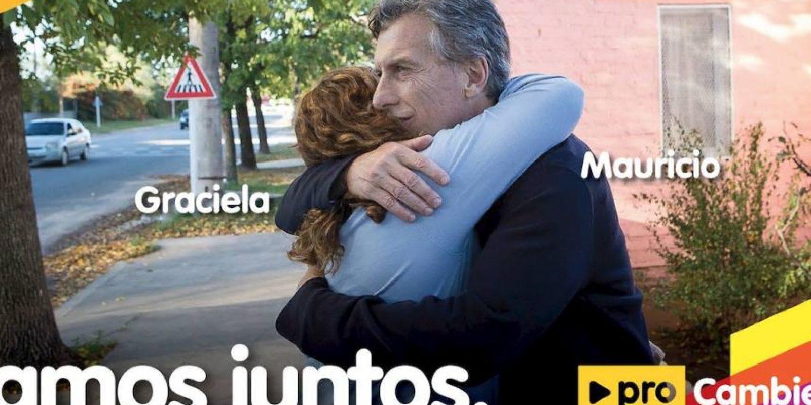 1. Mauricio Macri, del partido Propuesta Republicana Foto:Facebook.com/mauriciomacri