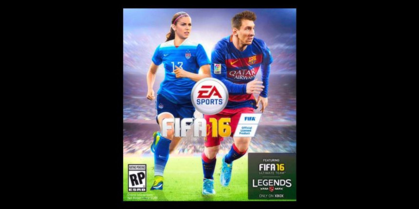 Así serán las portadas para Xbox One y PS4 Foto:Twitter