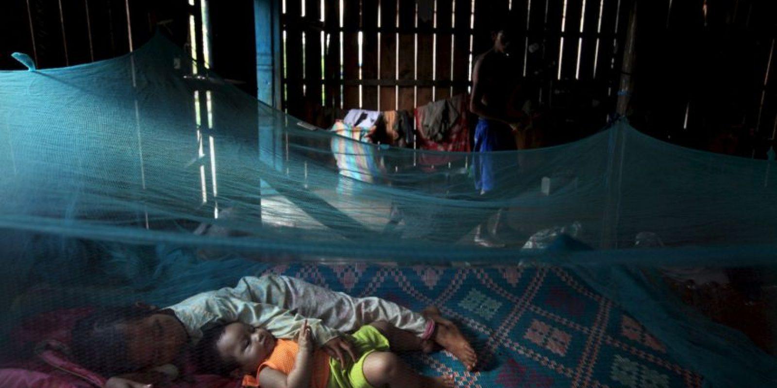 8. De acuerdo con la Organización Mundial de la Salud, en 2013, el 90% de las defunciones por paludismo se produjeron en África y aproximadamente unos 430 mil niños africanos murieron por esa causa. Foto:Getty Images