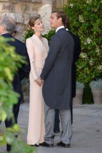 Pierre Casiraghi, hijo mejor de Carolina de Mónaco y Beatrice Borromeo contraerán matrimonio por el civil el próximo 25 de julio en el palacio Grimaldi. Foto:Getty Images