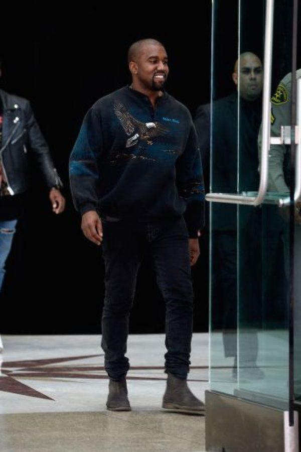 Reunen firmas para evitar que Kanye West se presente en la ceremonia de clausura de los Juegos Panamericanos que se desarrollan en Toronto, Canadá. Foto:Getty Images