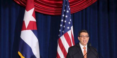 Rodríguez reiteró que las relaciones se basarán en el respeto, igualdad y soberanía. Foto:Getty Images