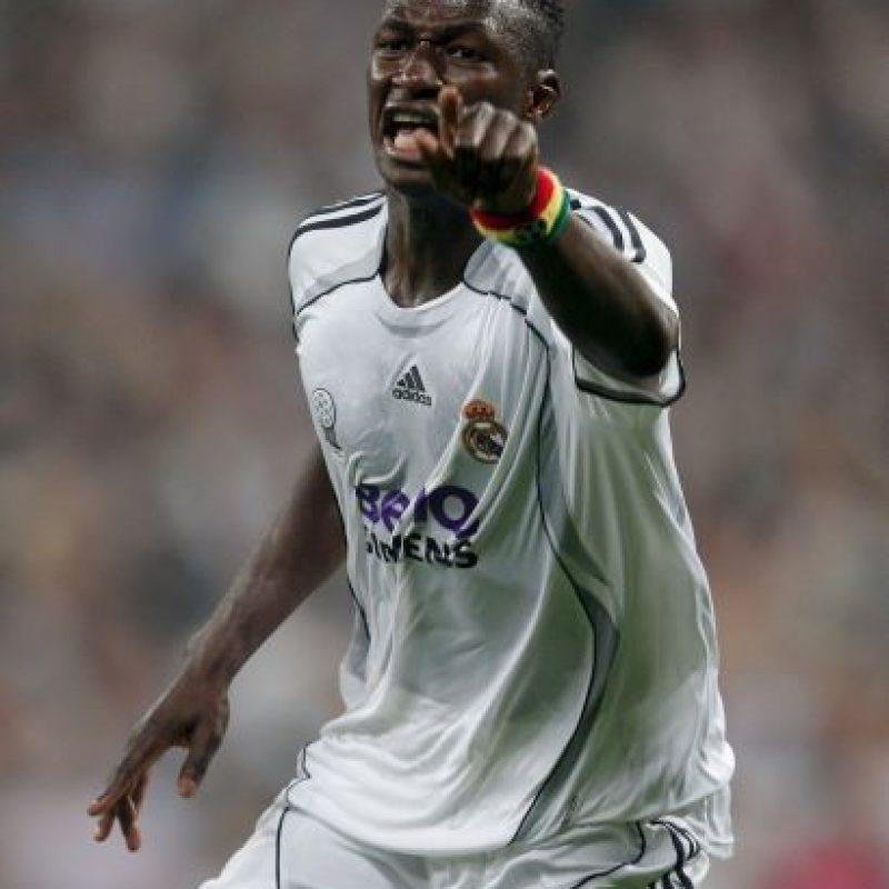 Mahamadou Diarra (2006-2011) Foto:Getty Images