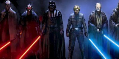 Sus principales enemigos en la saga son los Sith (adoradores del Lado Oscuro de La Fuerza) Foto:Wikia/Star Wars