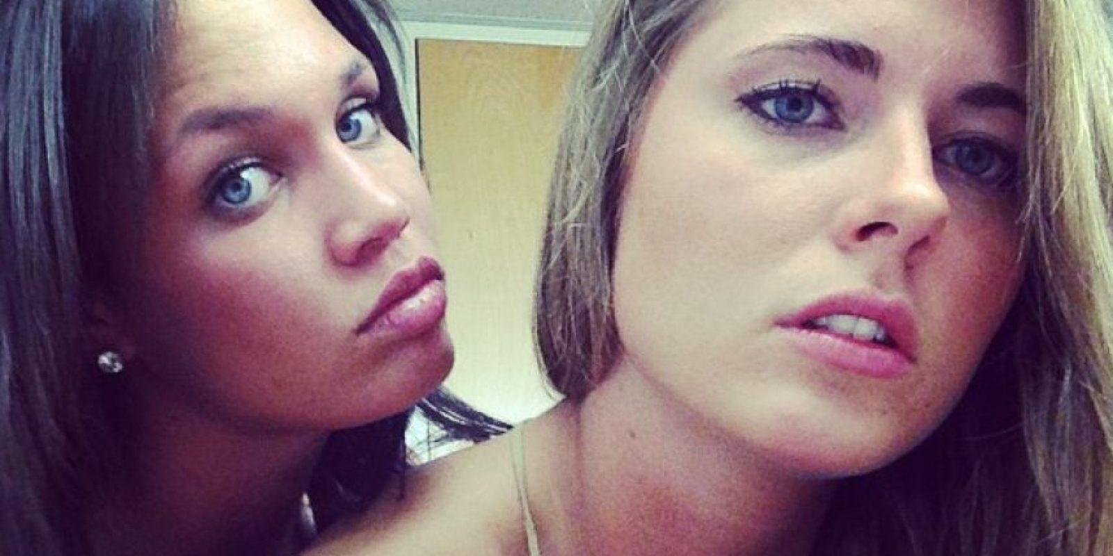Caroline Coyer. La rubia forma parte del combinado estadounidense que busca la medalla de oro Foto:Vía instagram.com/carocoya5