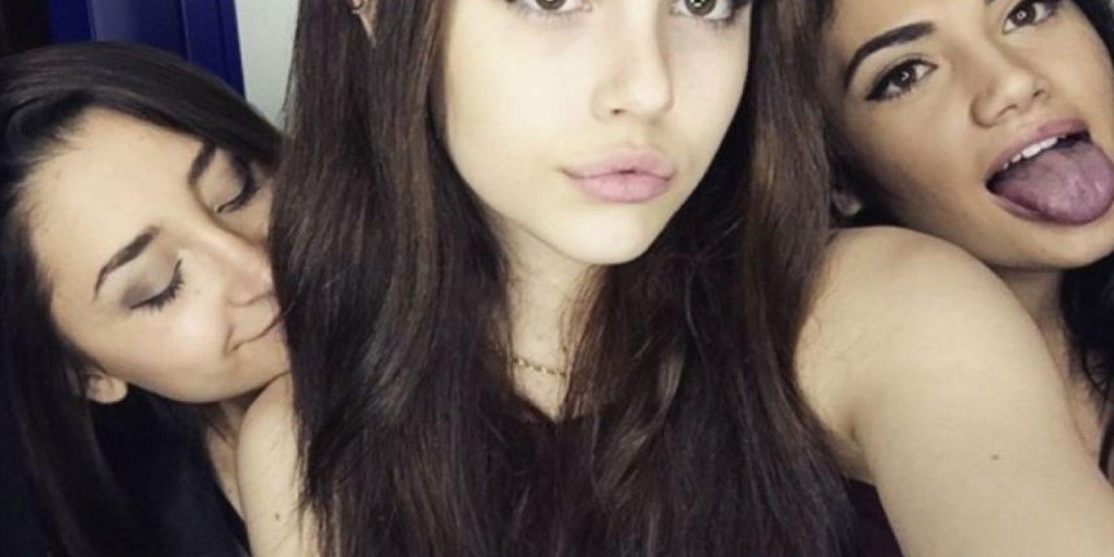 Ella también es una estrella del social media. Foto:vía Instagram/carterreynolds