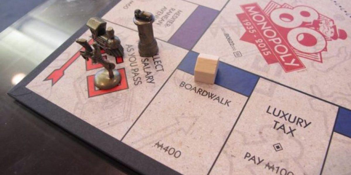 Ganadores del concurso Monopoly Edición 80 Aniversario