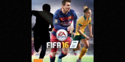 Stephanie Catley se encuentra en la portada para Australia. Foto:EA Sports