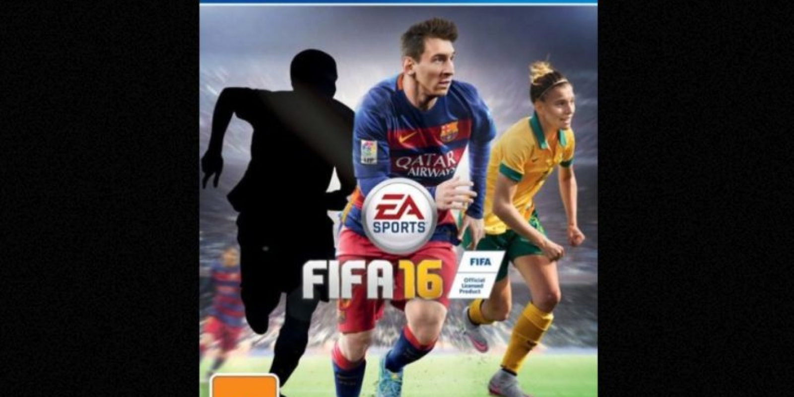 La sombra negra representa otro personaje que falta por revelar. Foto:EA Sports