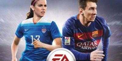 Alex Morgan recientemente se convirtió en campeona del Mundial femenino. Foto:EA Sports