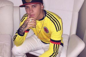 El reguetonero ha estado en varias oportunidades en el ojo del huracán, pues reveló fotografías de una fiesta privada de Cristiano Ronaldo, y en el marco de la Copa América, fue acusado de golpear a una mujer. Foto:Instagram