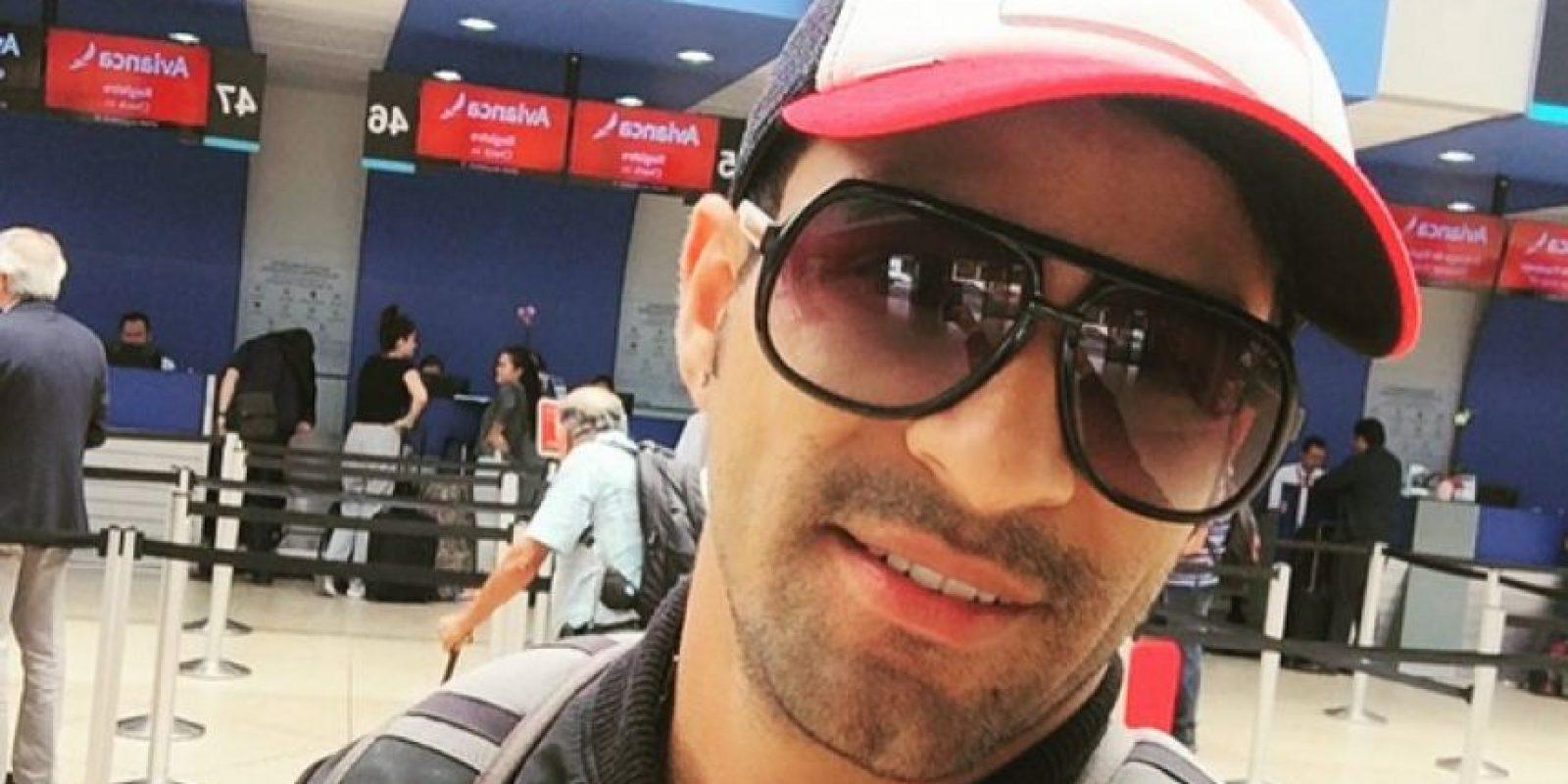 Pipe Calderón deja sorprendidas a sus seguidoras en Instagram por las candentes fotos que publica. Foto:Instagram