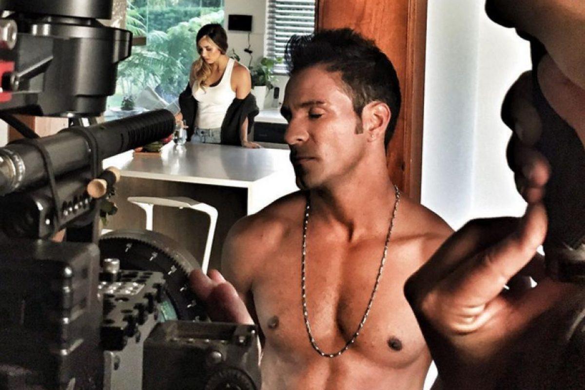 Actualmente, el artista es esposo de la modelo Nanis Ochoa. Foto:Instagram
