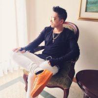 El cantante fue novio de la actriz Lina Tejeiro. Foto:Instagram