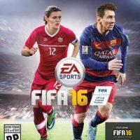 Christine Sanclair de Canadá es parte de la portada del juego. Foto:EA Sports