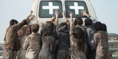 La sexta temporada llegará a la pantalla el próximo 12 de octubre a través de AMC Foto:IMDb