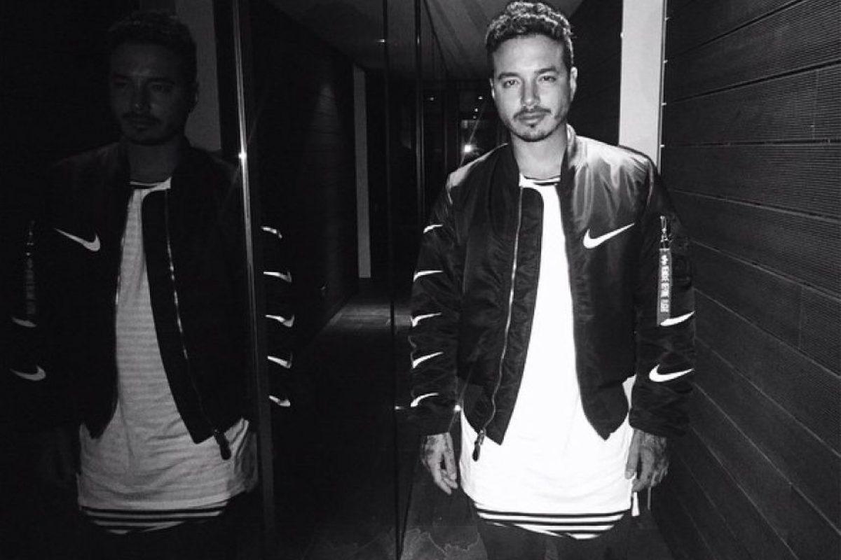Foto:Instagram JBalvin