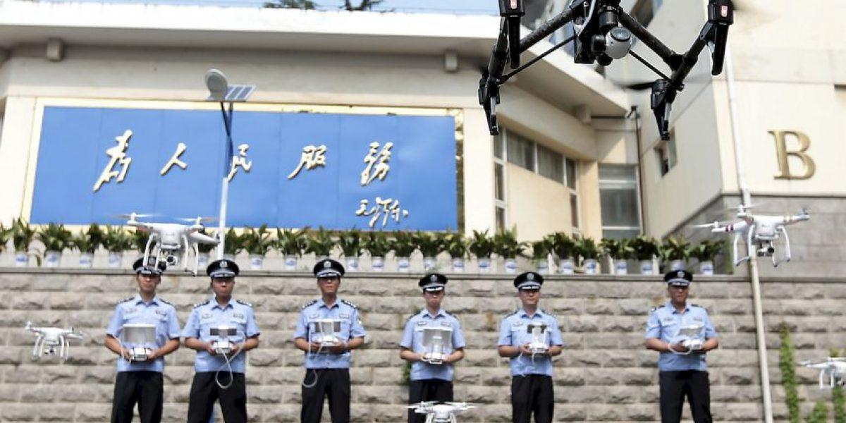 Estafador se hizo pasar por policía y hasta construyó una estación falsa