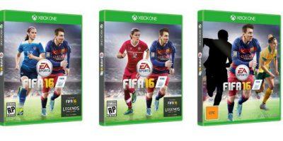 Ellas son las mujeres en el nuevo FIFA 16. Foto:EA Sports