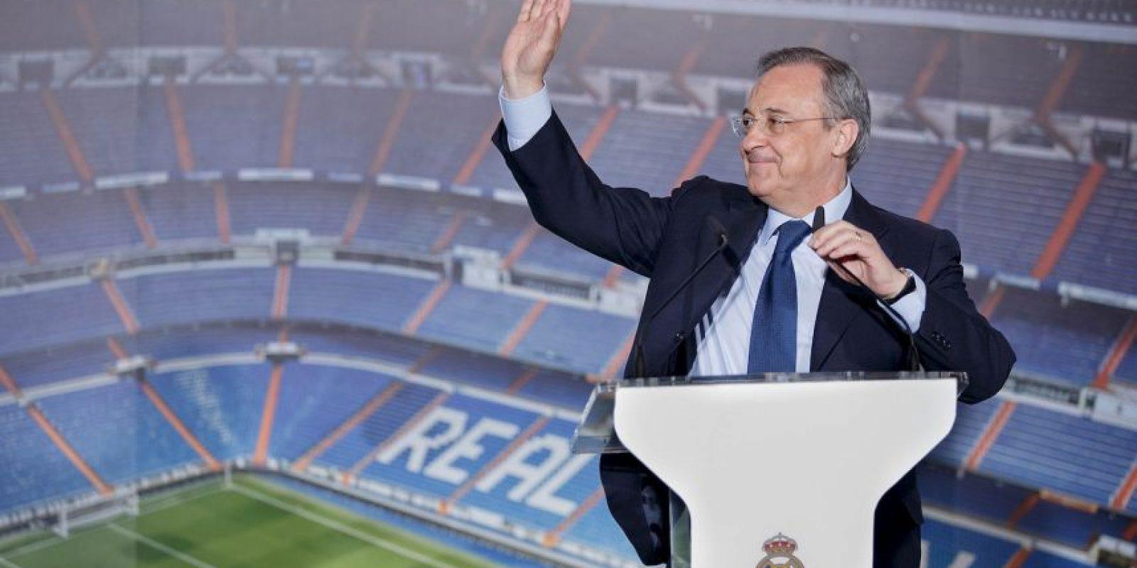 """Agente de la FIFA reveló que a Florentino Pérez """"no le gustan los jugadores negros"""". Por ello, dejó fuera del equipo a elementos como Claude Makelele y Samuel Eto'o. Foto:Getty Images"""