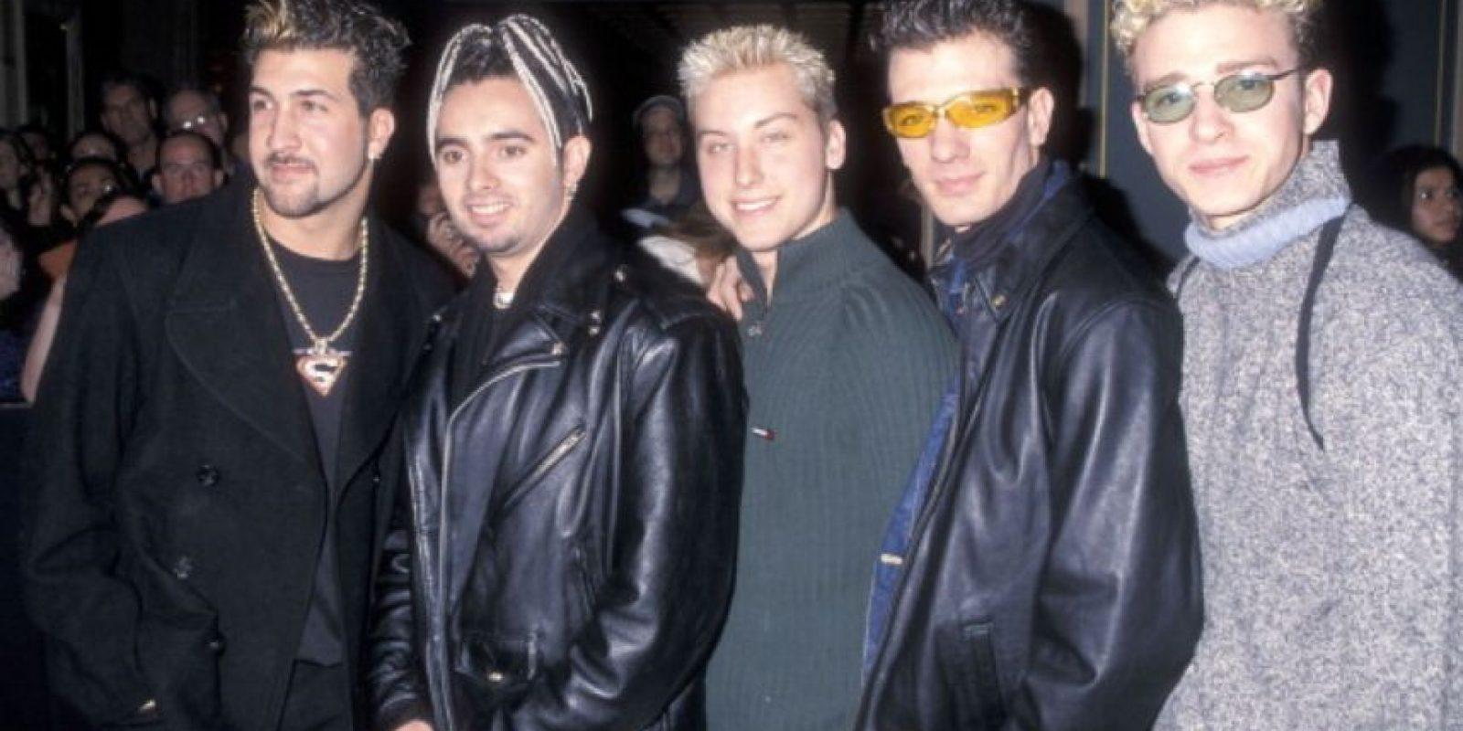 ¿Pero qué pasó con los otros integrantes de 'NSync? ? Foto:vía Getty Images