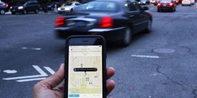 En China, Uber es ilegal. Foto:vía Getty Images