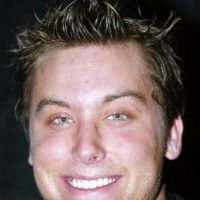 Lance Bass. Foto: vía Getty Images