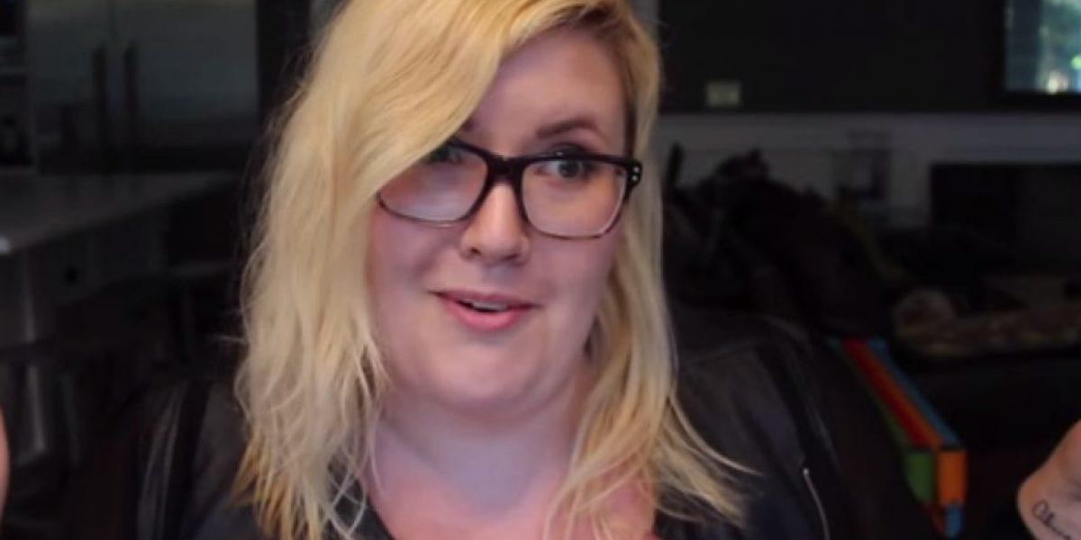 VIDEO: Ella muestra por qué la gente odia ver a una mujer plus size comer