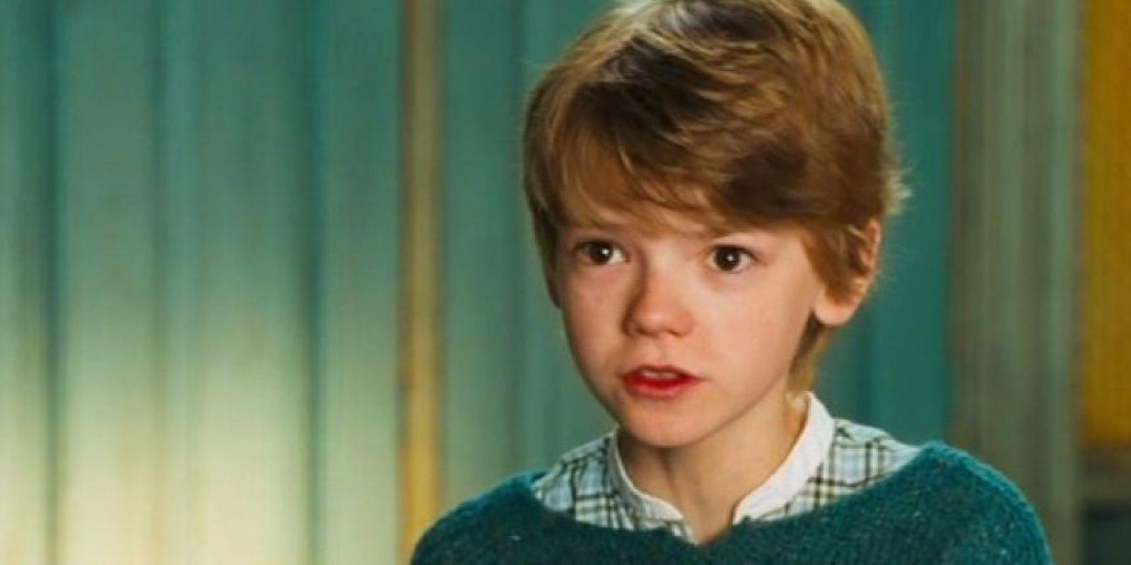 """También era el líder de sus hermanos en """"Nanny Mc Phee"""". Foto:vía Universal Pictures"""