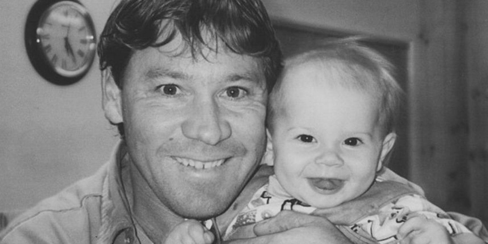 Bindi Sue Irwin es la primera hija del matrimonio que conformaron Terri y Steve Irwin, conservacionistas y presentadores de televisión. Cumplirá 17 años en julio. Foto:vía Instagram/bindisueirwin