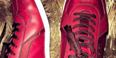 Zapatos de marca. Foto:Instagram/RKOMC