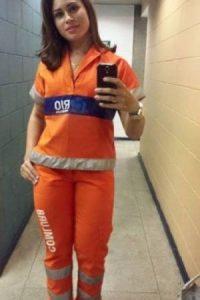 Se siente orgullosa de su oficio Foto:Vía Facebook/RitaMattos