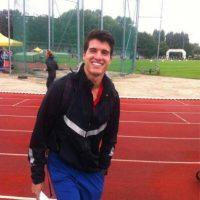 Evento: 800 metros masculino. Foto:Vía facebook.com/jpeichberger