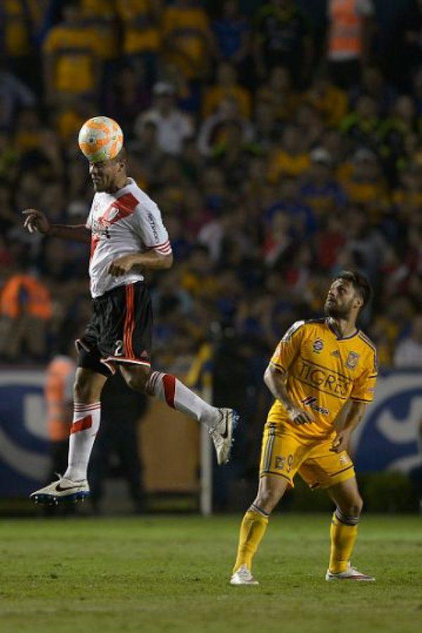 Estuvo en el Grupo 6 de la competencia junto con Tigres (México), Juan Aurich (Perú) y San José (Bolivia). Foto:Getty Images