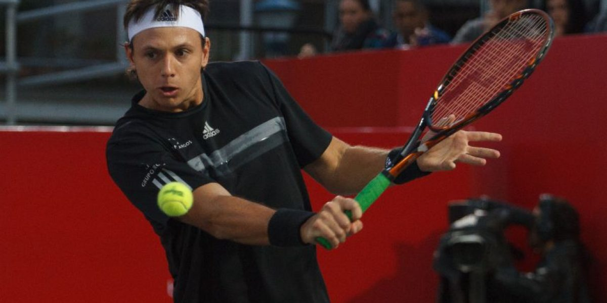 FOTOS: Alejandro González eliminado en primera ronda del ATP 250 de Bogotá