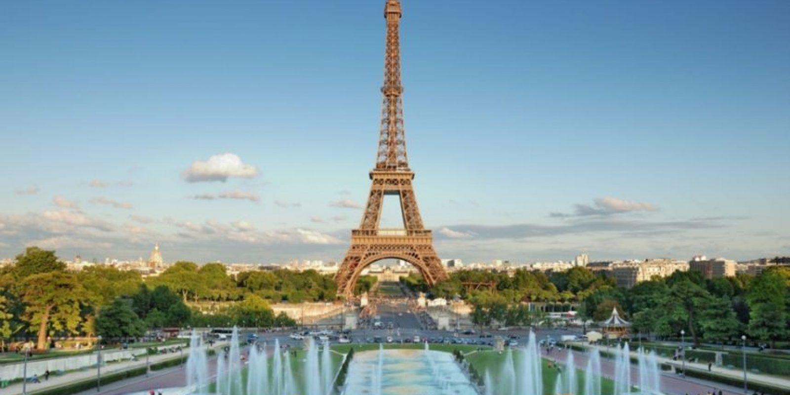 Francia ocupa el segundo lugar.