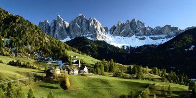 Suiza es la tercera nación más vieja del mundo.