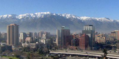 El noveno puesto corresponde a Chile.