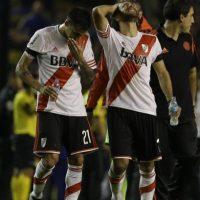 Esto porque varios de sus jugadores fueron atacados con gas pimienta provocando que Boca fuera eliminado por las actitudes de sus hinchas. Foto:AP