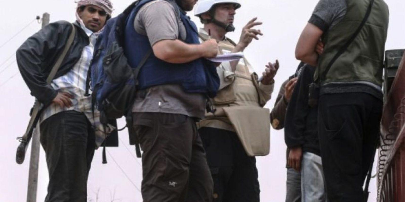 4. Otras ejecuciones en video Foto:AFP