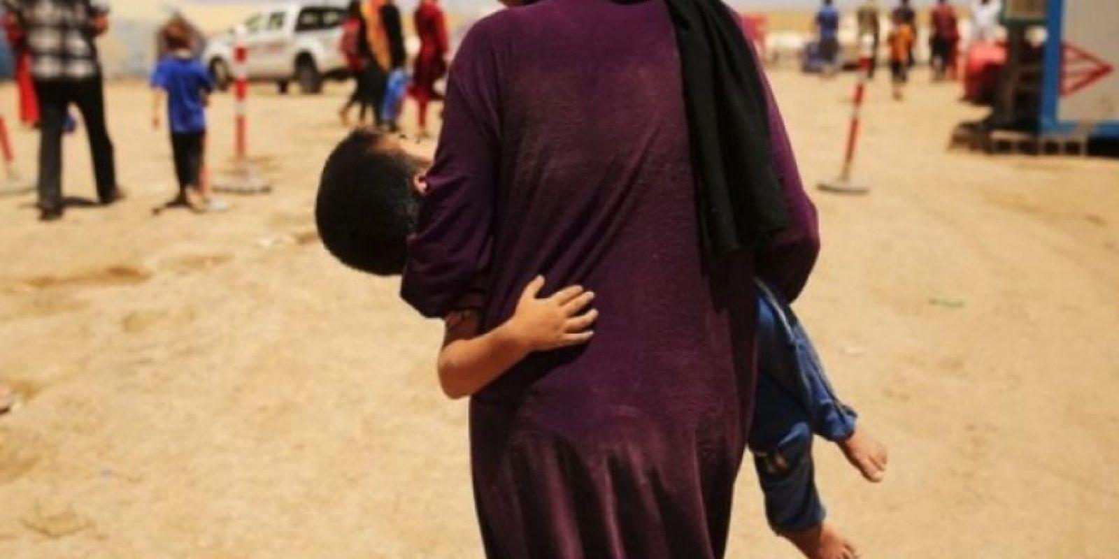 A través de Internet, circula un documento filtrado en el que se muestran los precios que ha establecido a Estado Islámico por sus mujeres, ya sean yizadís o cristianas. Foto:Getty Images